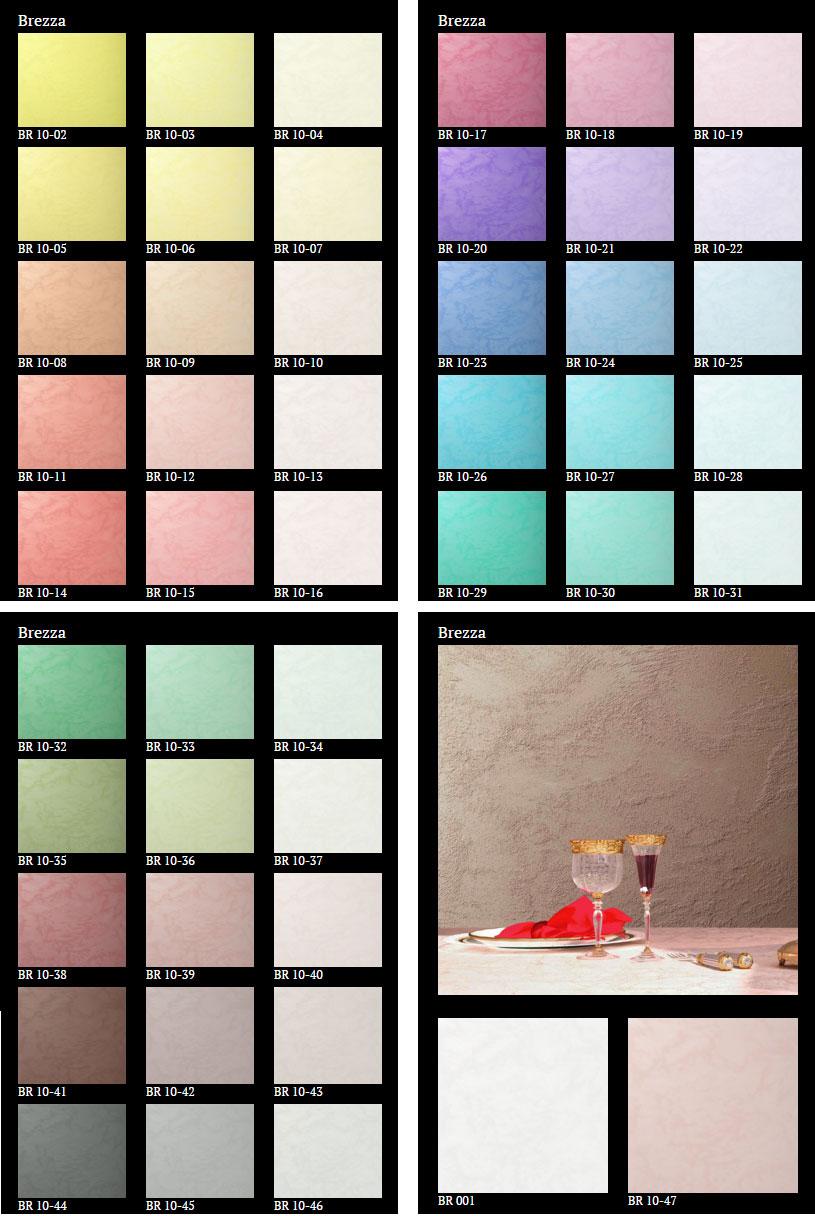 Brezza-colours