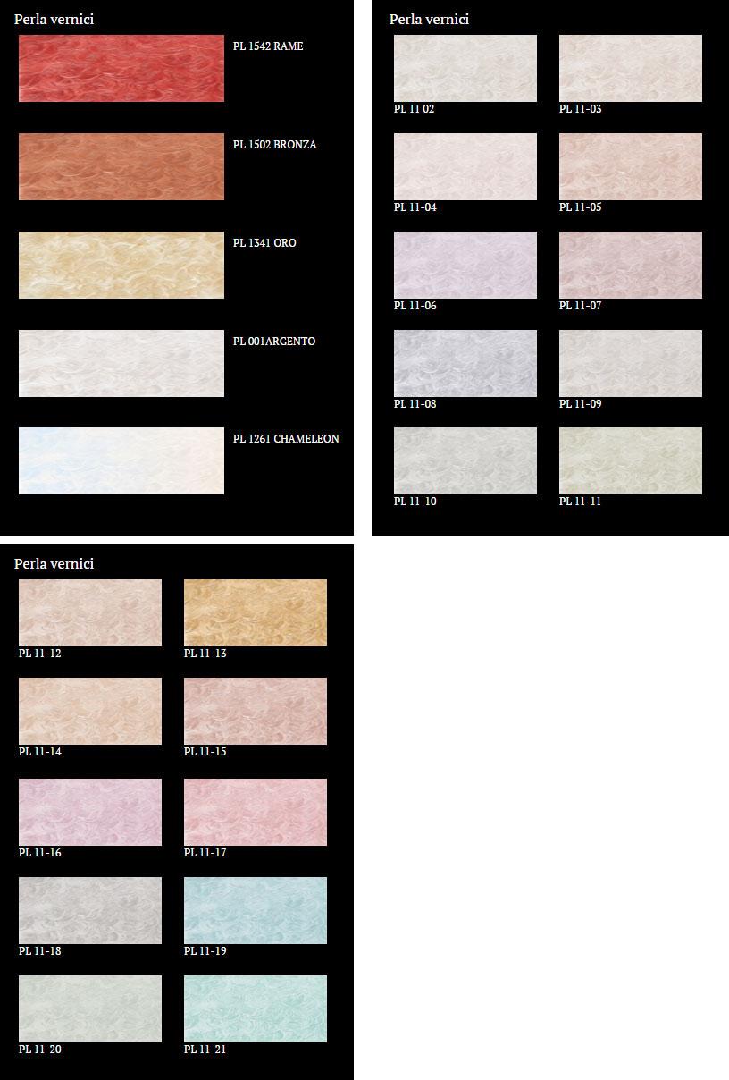 PerlaVernici-colours